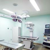 たてる動物病院 手術室