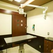 たてる動物病院 診察室